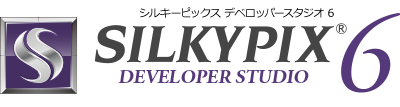 SILKYPIX Developer Studio 6