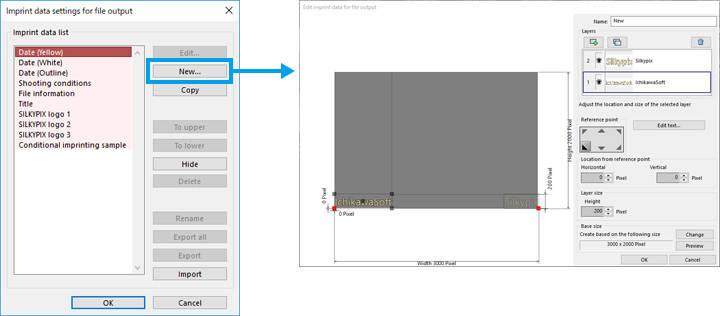 Develop RAW Images | SILKYPIX Developer Studio 8 SE Startup